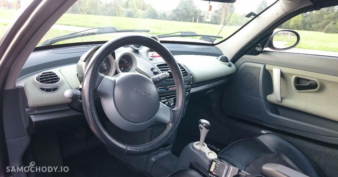 Smart Roadster 101 KM , Kabriolet , skóra 4