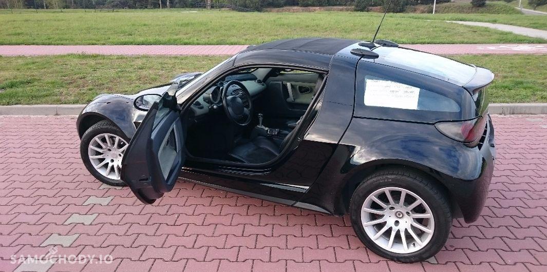 Smart Roadster 101 KM , Kabriolet , skóra 2