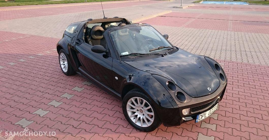 Smart Roadster 101 KM , Kabriolet , skóra 1