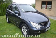ssangyong SsangYong Actyon OPŁACONY , 4X4 , KLIMA