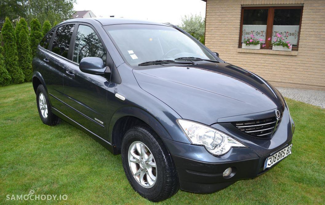 SsangYong Actyon OPŁACONY , 4X4 , KLIMA 1