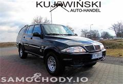 ssangyong SsangYong MUSSO 2.9 TDI , 4X4 , bezwypadkowy