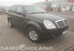 samochody osobowe SsangYong REXTON SsangYong Rexton 270, Krajowy, Bezwypadkowy