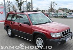 subaru Subaru Forester I (1997-2002) PL 4x4 benzyna 2.0 125KM