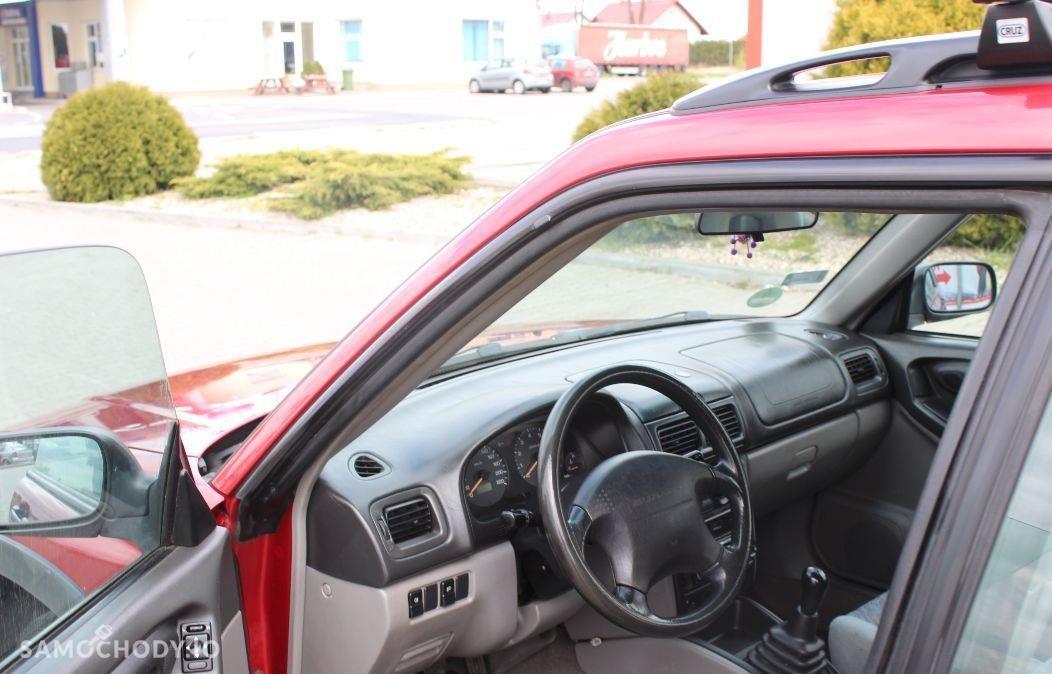Subaru Forester I (1997-2002) PL 4x4 benzyna 2.0 125KM 4