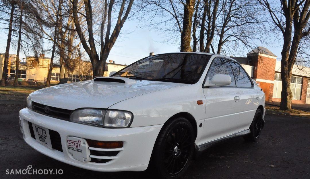 Subaru Impreza GC (1992-2001) WRX STI JDM V12 300KM 100 tys przebiegu 4x4 2