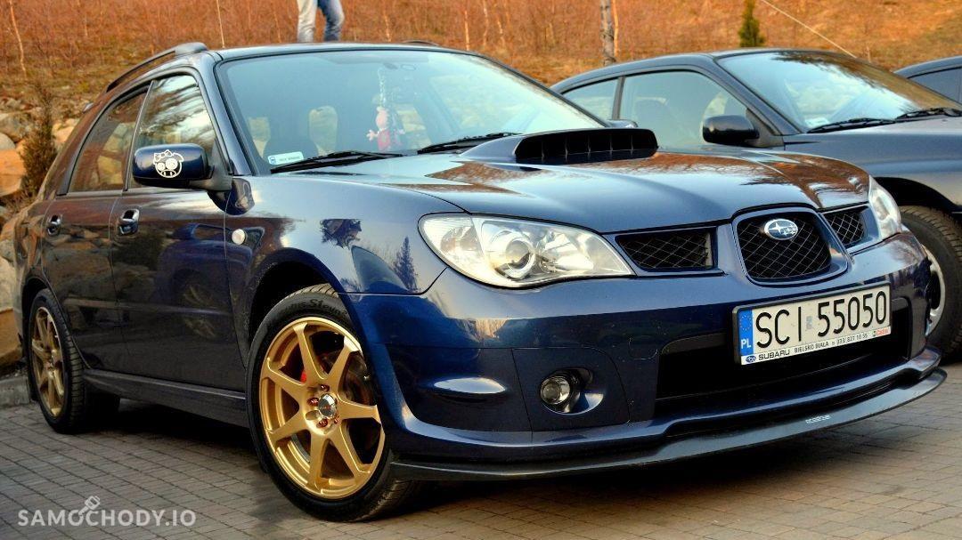 Subaru Impreza GD (2001-2007) Benzyna+LPG 2.0 160KM 1