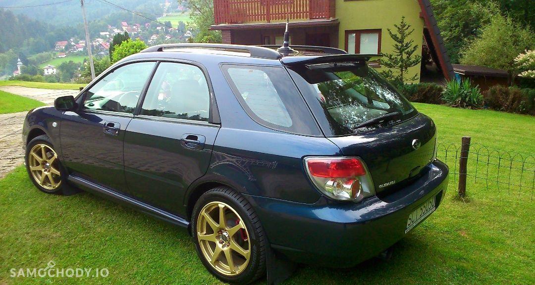 Subaru Impreza GD (2001-2007) Benzyna+LPG 2.0 160KM 2