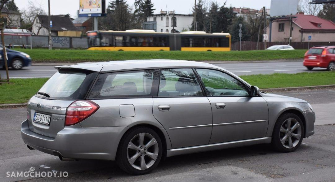 Subaru Legacy IV (2003-2009) 2.0 benzyna, fabryczny LPG, 165KM 4x4 2