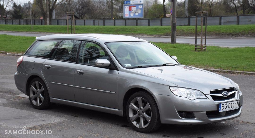 Subaru Legacy IV (2003-2009) 2.0 benzyna, fabryczny LPG, 165KM 4x4 1