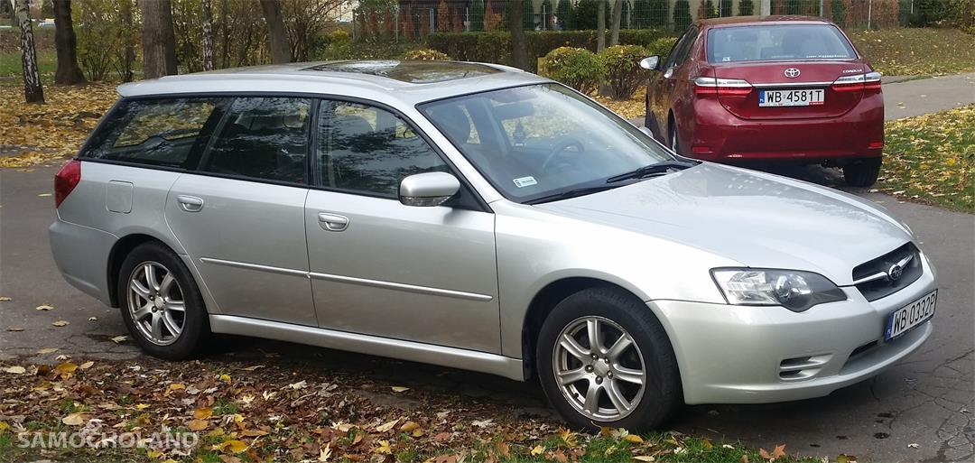 Subaru Legacy IV (2003-2009) Subaru Legacy Celebration prywatnie 16