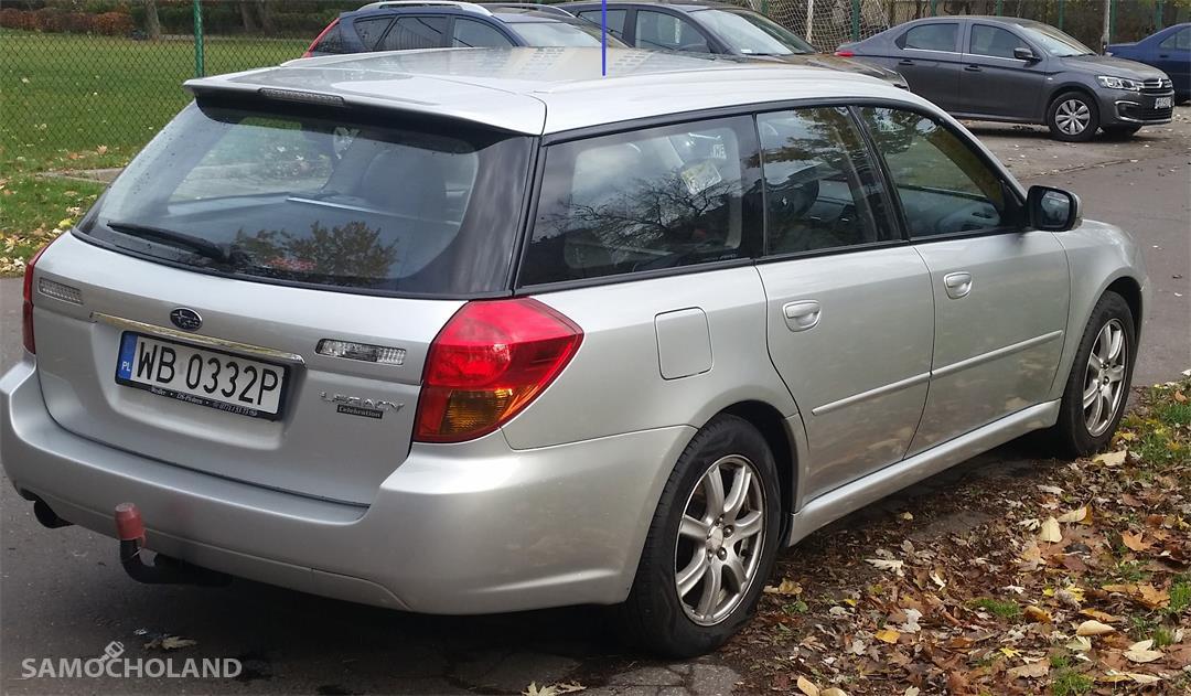 Subaru Legacy IV (2003-2009) Subaru Legacy Celebration prywatnie 7