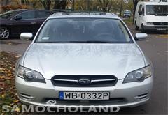 z wojewodztwa mazowieckie Subaru Legacy IV (2003-2009) Subaru Legacy Celebration prywatnie