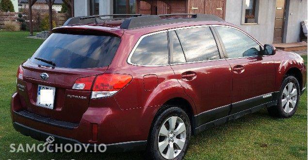 Subaru OUTBACK IV (2009-2015) LPG . HAK , PRZYCIEMNIANE SZYBY 2