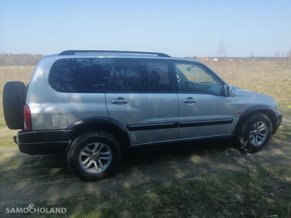 Suzuki Grand Vitara I (1998-2005) wersja xl7 7
