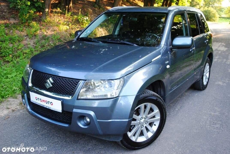 Suzuki Grand Vitara II (2005-2014) Auto godne uwagi 4