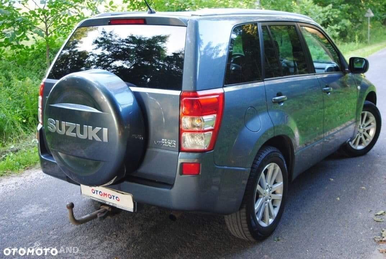 Suzuki Grand Vitara II (2005-2014) Auto godne uwagi 1