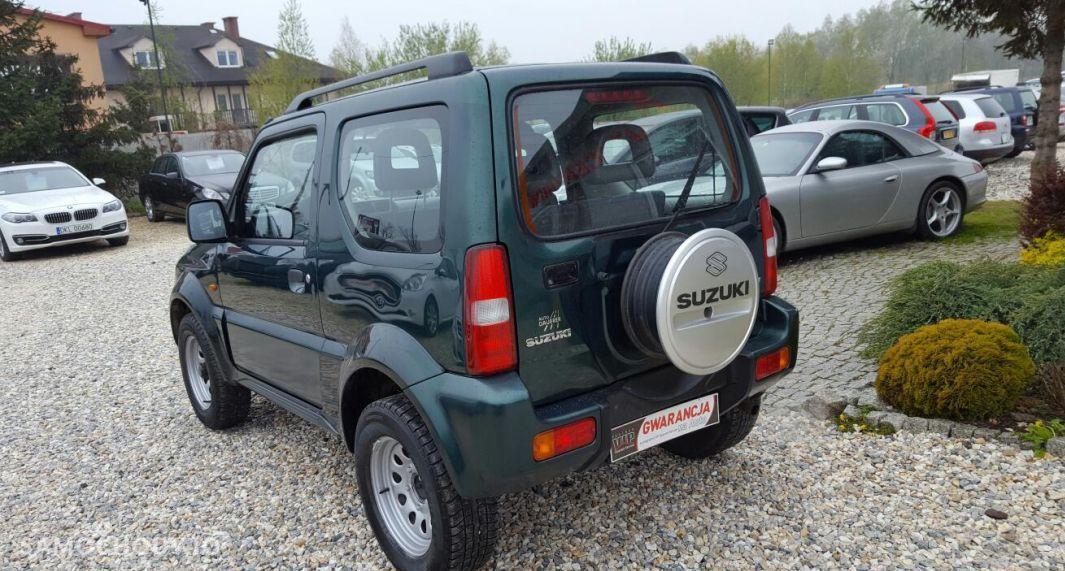Suzuki Jimny 4x4 , możliwa zamiana , benzyna 2