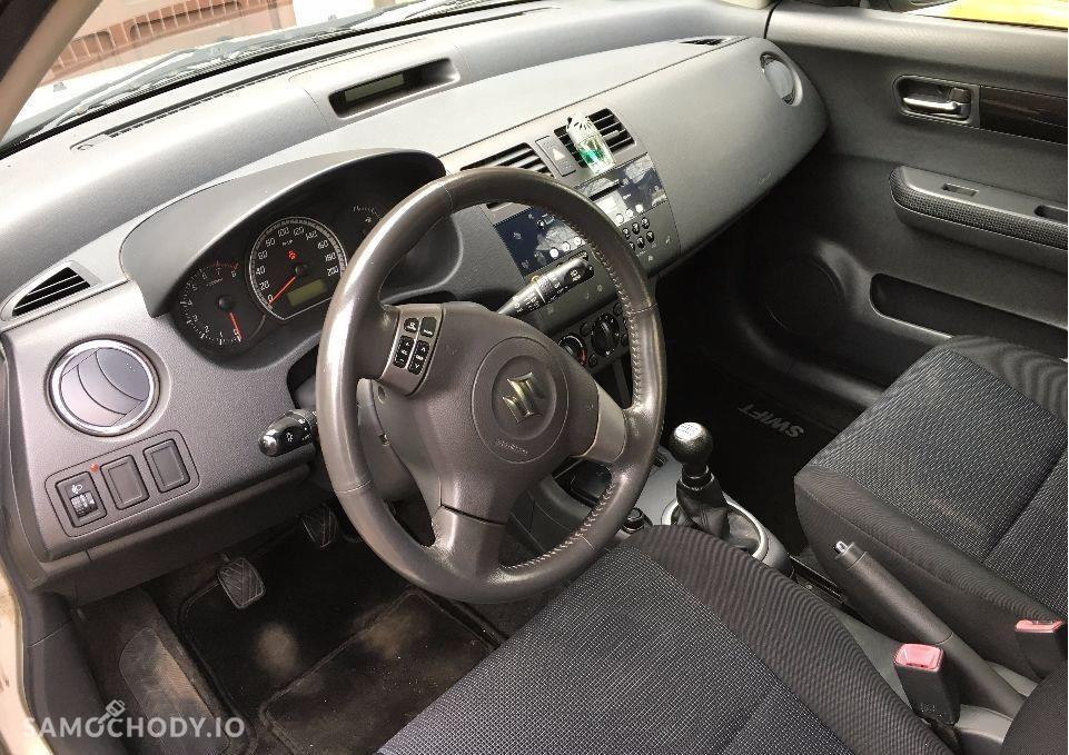 Suzuki Swift IV (2004-2010) PL Salon ASO 1 właściciel Bezwypadek 4