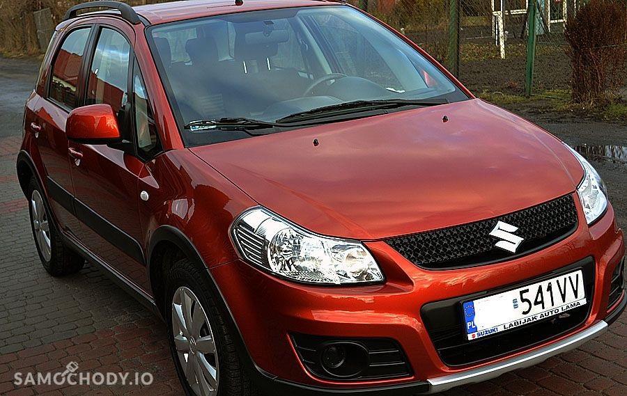 Suzuki SX4 I (2006-2013) Benzyna 1.6 110KM 2013r. 1