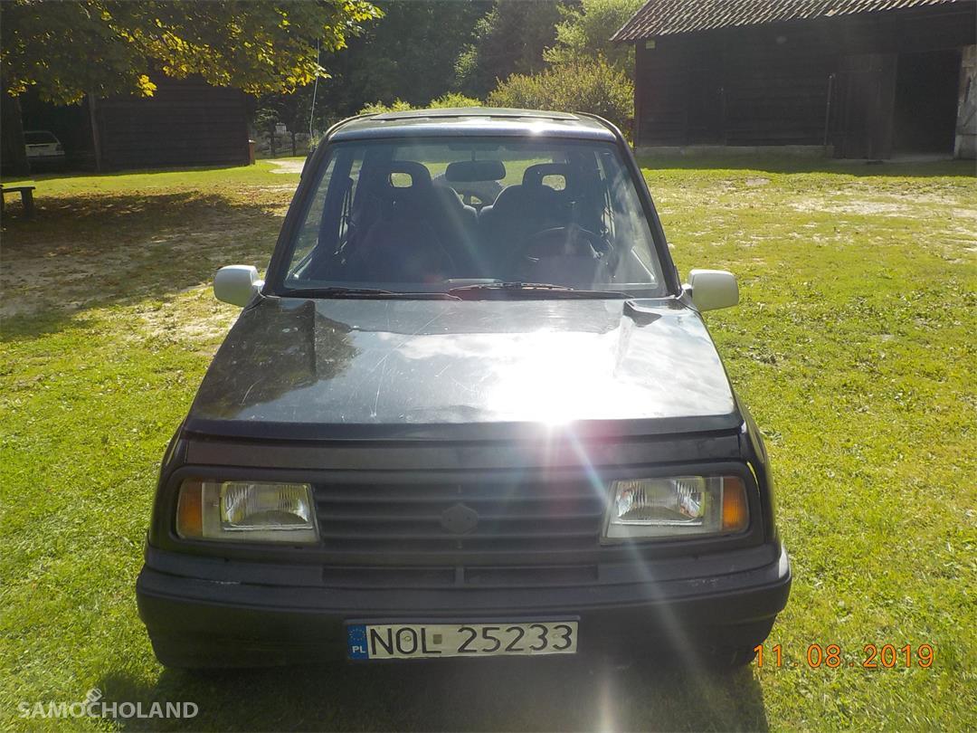 Suzuki Vitara I (1988-1999) Sprzedam suzuki vitara 16 gaz  1