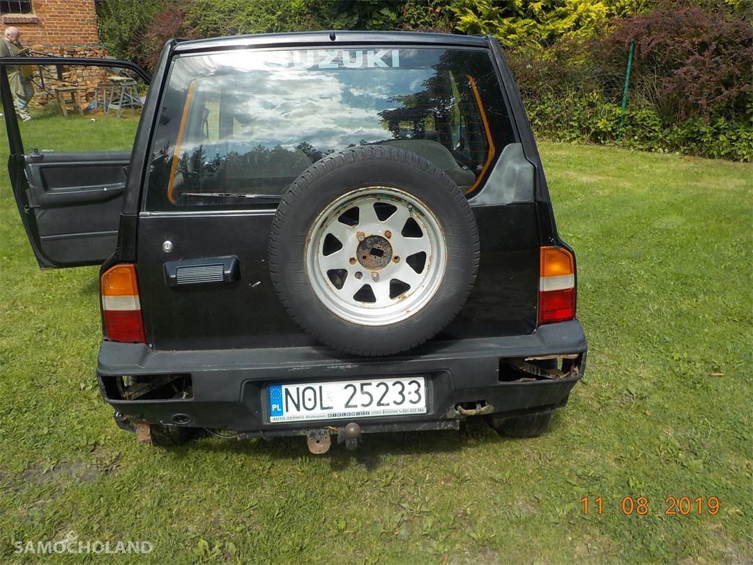 Suzuki Vitara I (1988-1999) Sprzedam suzuki vitara 16 gaz  11