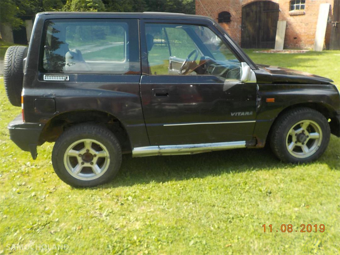 Suzuki Vitara I (1988-1999) Sprzedam suzuki vitara 16 gaz  4