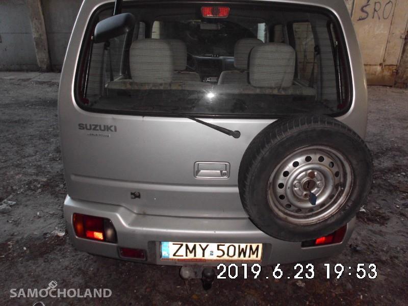 Suzuki Wagon R+ Napęd 4x4 , klimatyzacja,hak 7