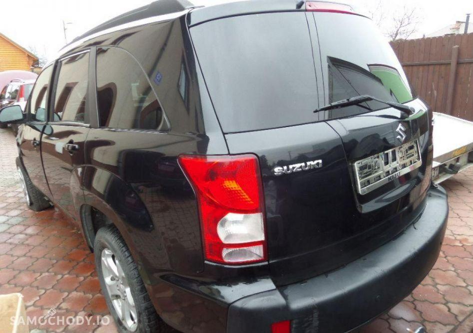 Suzuki XL7 7 OSOBOWY  , 240 KM , KLIMA , USZKODZONY 2