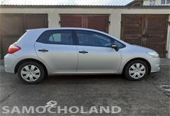 samochody osobowe Toyota Auris I (2006-2012) 132KM, 1.6 Benz. Pierwszy właściciel. Kupiony w salonie. Zadbany. Mały przebieg.
