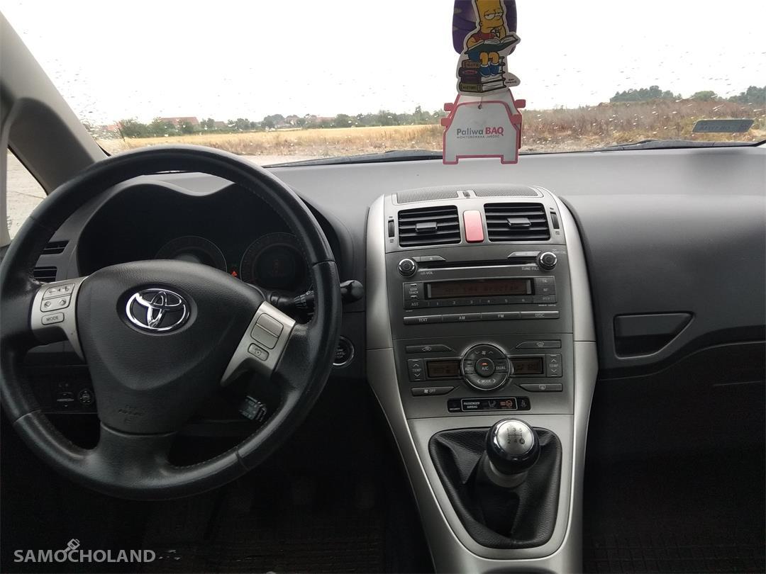 Toyota Auris I (2006-2012) Toyota Auris Toyota Auris LPG Mega oszczędna i niezawodna 22