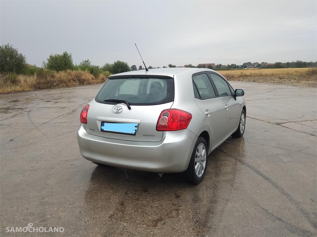 Toyota Auris I (2006-2012) Toyota Auris Toyota Auris LPG Mega oszczędna i niezawodna 7