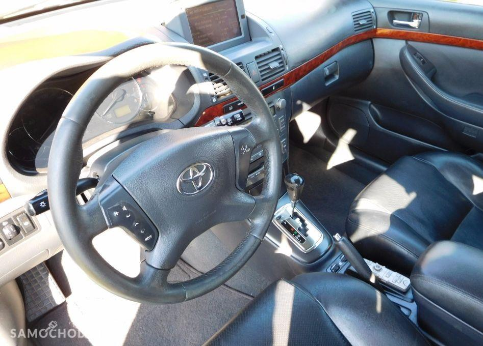 Toyota Avensis II (2003-2009) Automat Książka Do Opłat 4