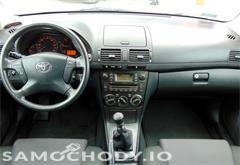 toyota avensis Toyota Avensis II (2003-2009) przyciemniane szyby, alufelgi,  serwisowany w ASO