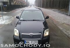 toyota avensis ii (2003-2009) diesel 2.0 116km 2004r.