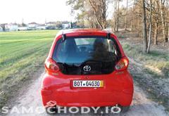 toyota aygo i (2005-2014) Toyota Aygo I (2005-2014) 1.0b super stan, 2006, nie yaris