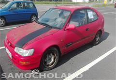 toyota z województwa śląskie Toyota Corolla Seria E10 (1992-1997)