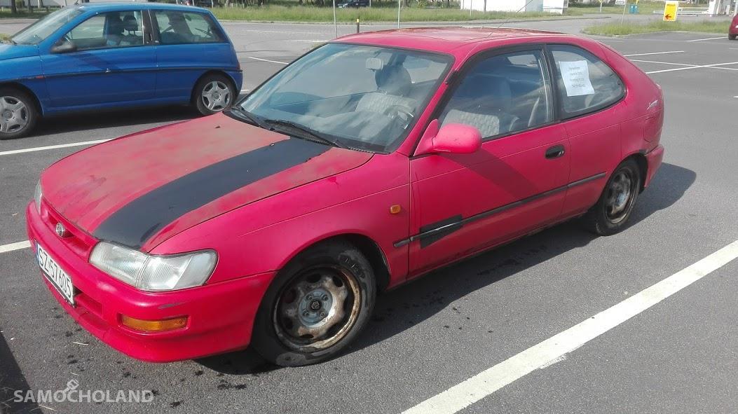 Toyota Corolla Seria E10 (1992-1997)  1