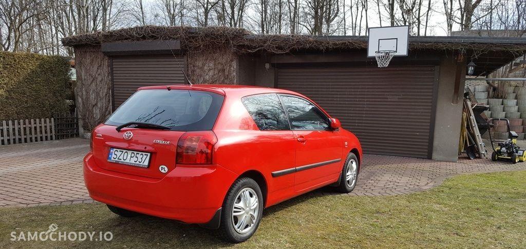 Toyota Corolla Seria E12 (2001-2007) 1.4 benz 1 właściciel, udokumentowany przebieg, Salon Polska 2