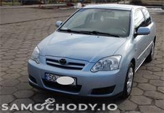 toyota z województwa śląskie Toyota Corolla Seria E12 (2001-2007) LIFT + LPG, Salon Polska, 1.4 WT-i