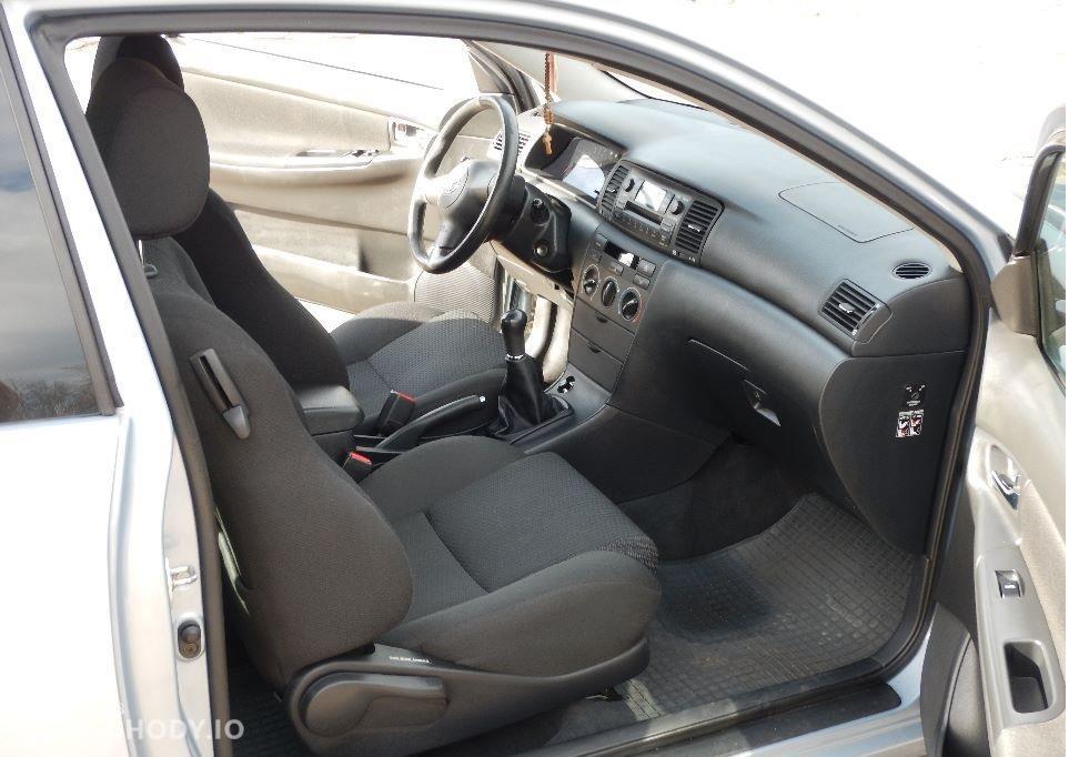 Toyota Corolla Seria E12 (2001-2007) LIFT + LPG, Salon Polska, 1.4 WT-i 4