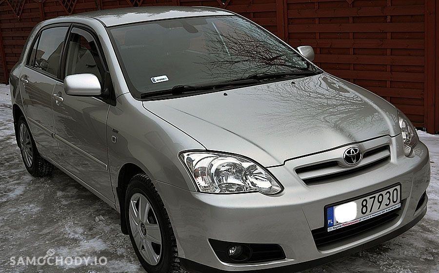Toyota Corolla Seria E12 (2001-2007) 2005r. automat bogata wersja SOLL pierwszy właściciel 1