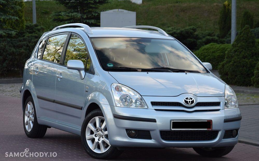 Toyota Corolla Verso 1.8 , GPS , bezwypadkowa 1