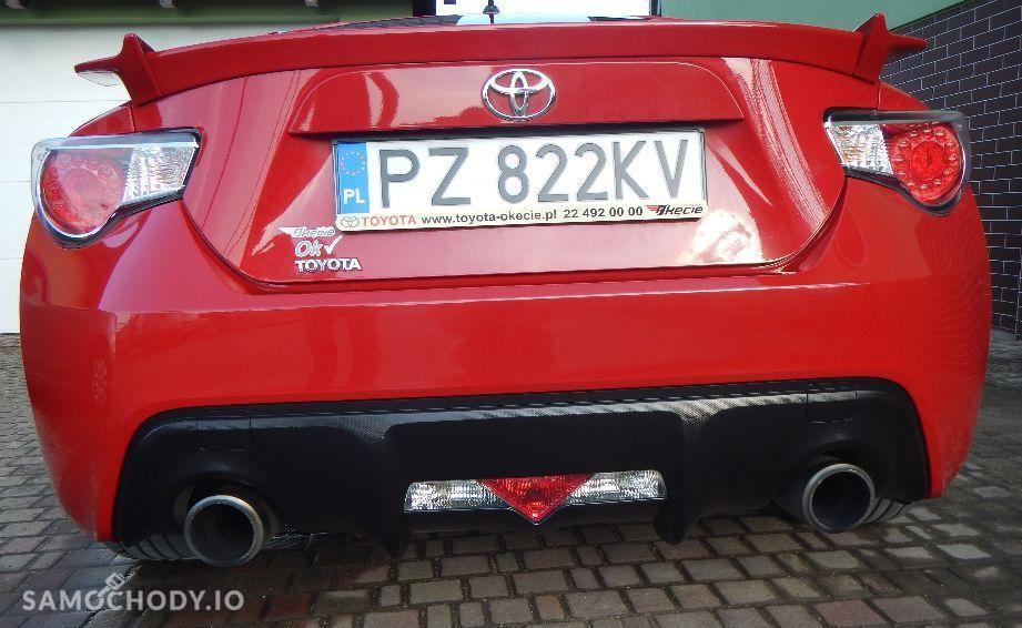 Toyota GT86 NISKI PRZEBIEG , 200 KM , AUTOMAT 2