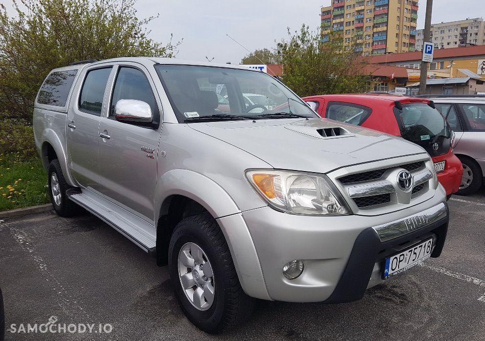 Toyota Hilux 4X4 , Pierwszy właściciel , BEZWYPADKOWY 1