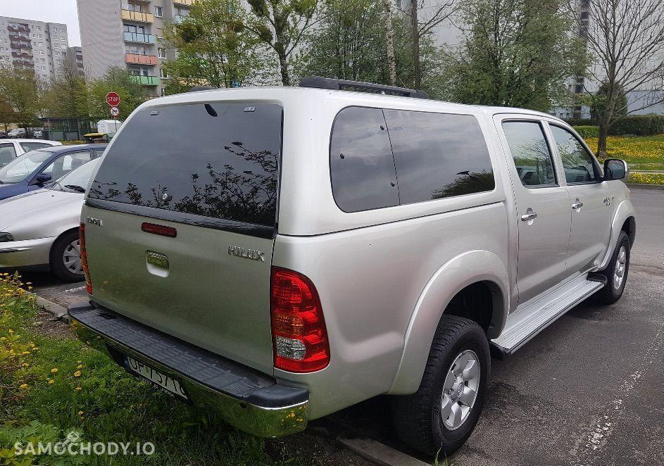Toyota Hilux 4X4 , Pierwszy właściciel , BEZWYPADKOWY 2