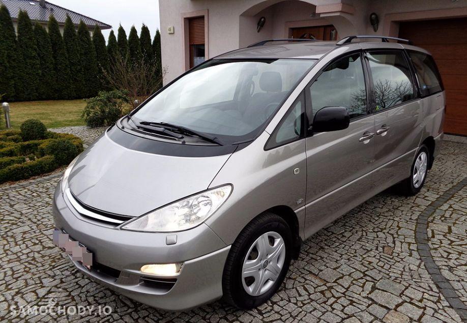 Toyota Previa OPŁACONA , BEZWYPADKOWA , 7 OSÓB 1