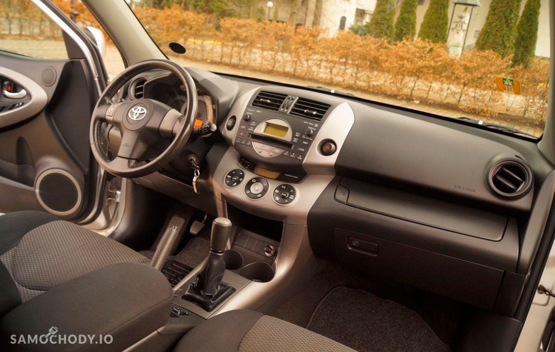 Toyota RAV4 III (2006-2012) Benzyna 2.0 152KM 2005r. 2