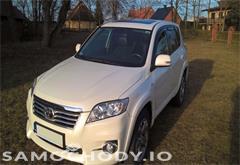 toyota z województwa wielkopolskie Toyota RAV4 III (2006-2012) Diesel 2.2 150KM 2010r.