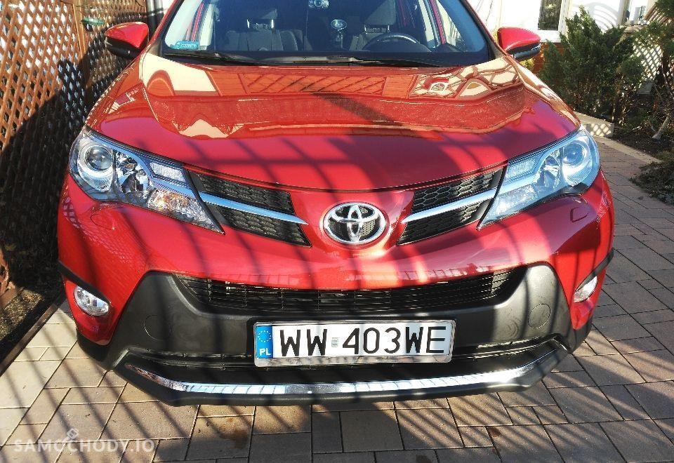 Toyota RAV4 IV (2012-) Benzyna 2.0 150KM 2013r. 2